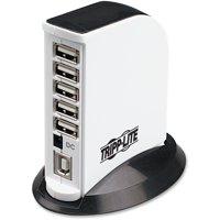 Tripp Lite, U222-007-R, 7-Port 2.0 USB Hub, 1