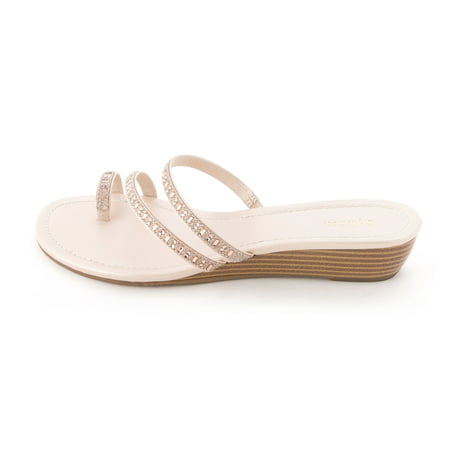 - Style & Co. Womens Hayleigh Open Toe Casual Slide Sandals