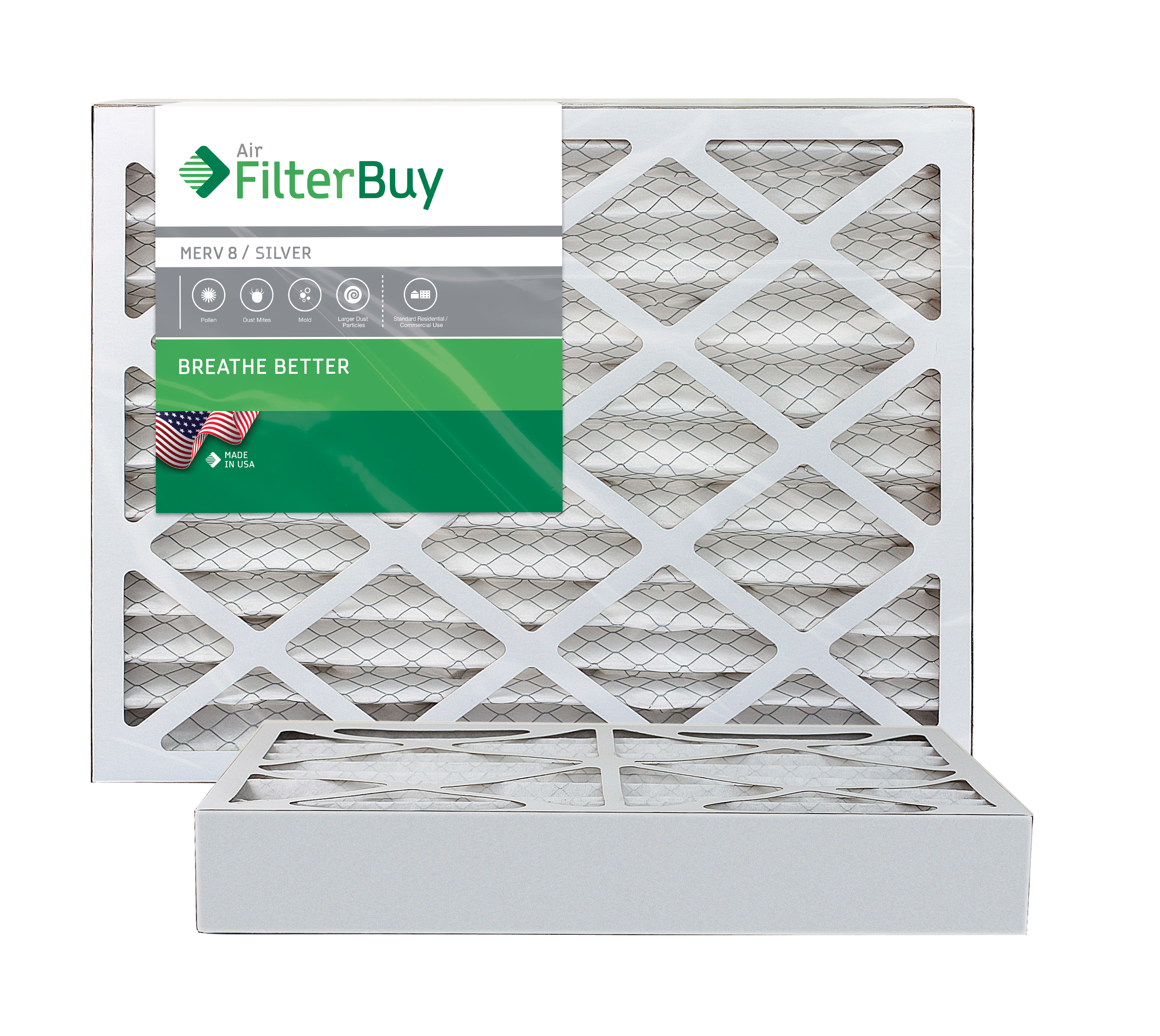 Tier1 16x20x4-1//4 Merv 8 Replacement for Day /& Night Air Filter 2 Pack