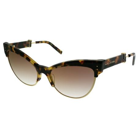 Marc Jacobs  MARC 128 LSH JL Womens  Cat-Eye (Marc Jacobs Women's Cat Eye Sunglasses)