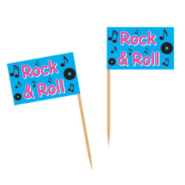 Beistle - 60125 - Rock and Roll Picks- Pack of 12