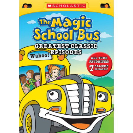 The Magic School Bus: Greatest Original Episodes (DVD)