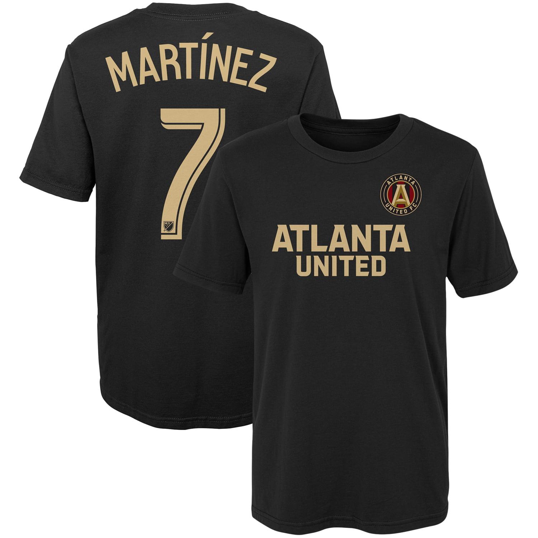 Josef Martinez Atlanta United FC Preschool Name & Number T-Shirt - Black