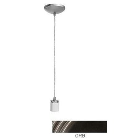 Access Lighting 23089fc Orb Sydney Cord 1 Light Pendant
