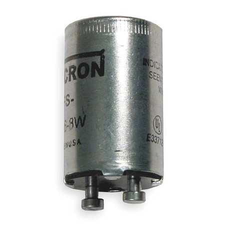 Hubbell Wiring Device-Kellems FS5 8W Fluorescent Lamp Starter, 2 -