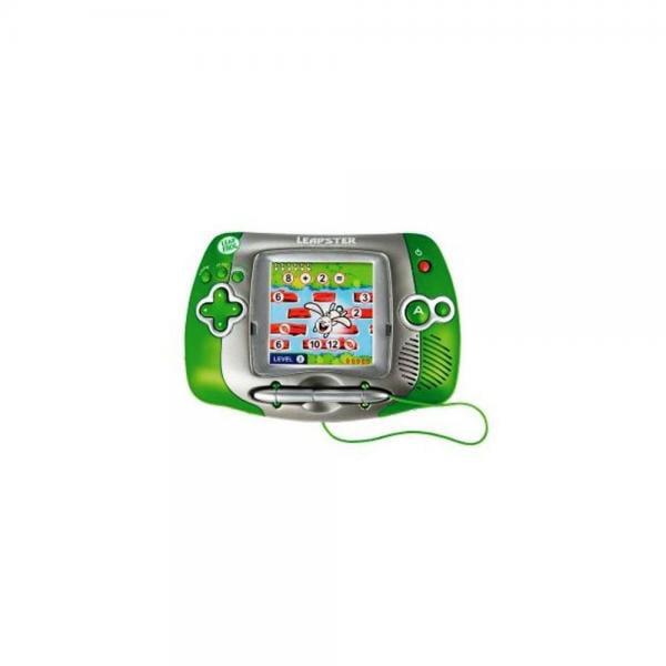 LeapFrog Leapster Learning Game System Green by LeapFrog Enterprises, Inc.