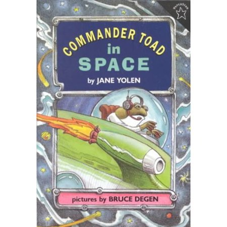 Commander Toad in Space by