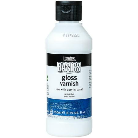 Liquitex BASICS Gloss Varnish 250ml