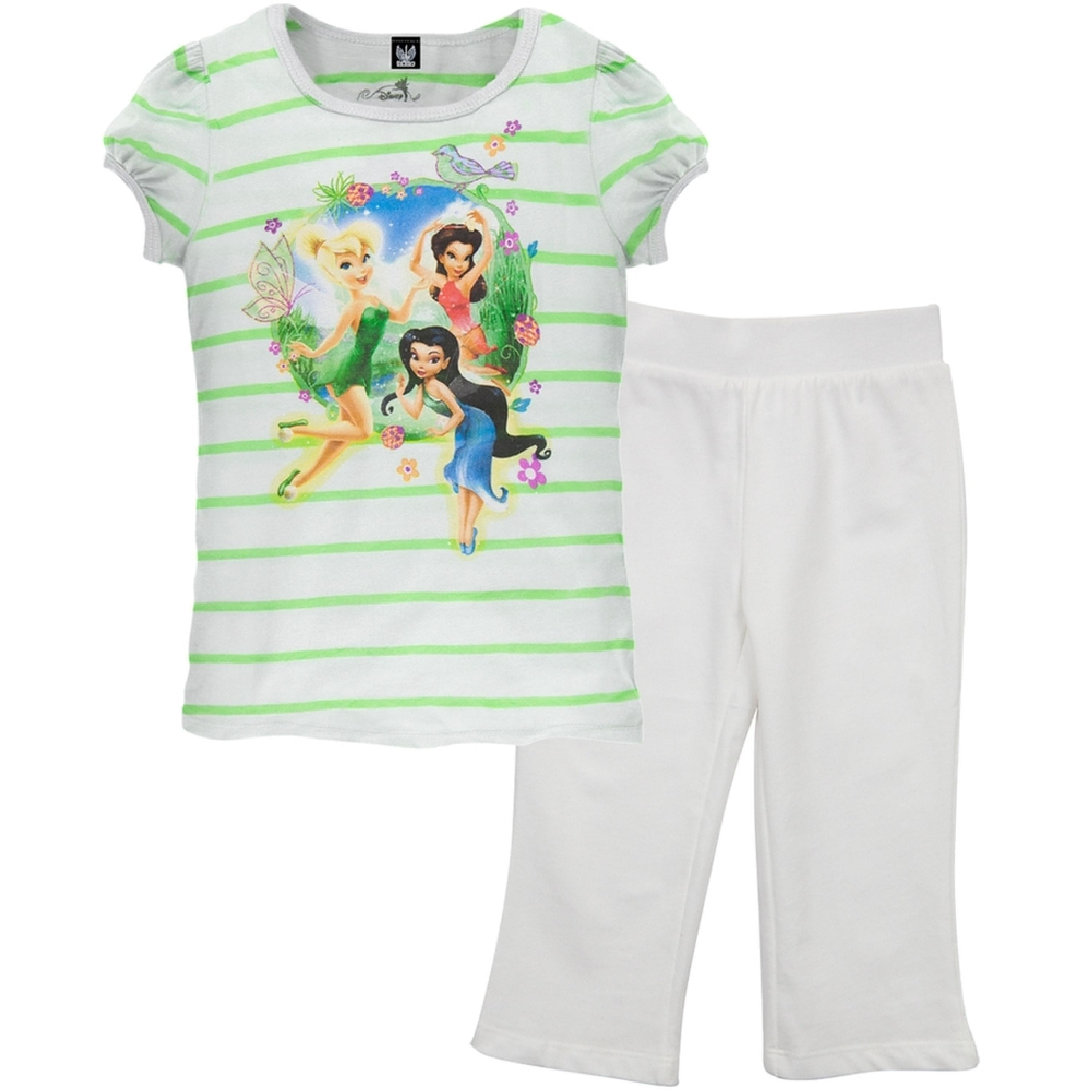 Disney - Fairies Garden Juvy Capri Set