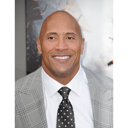 Dwayne Johnson At Arrivals For San Andreas Premiere Tcl Chinese 6 Theatres Los Angeles Ca May 26 2015 Photo By Dee Cerconeeverett Collection Photo Print