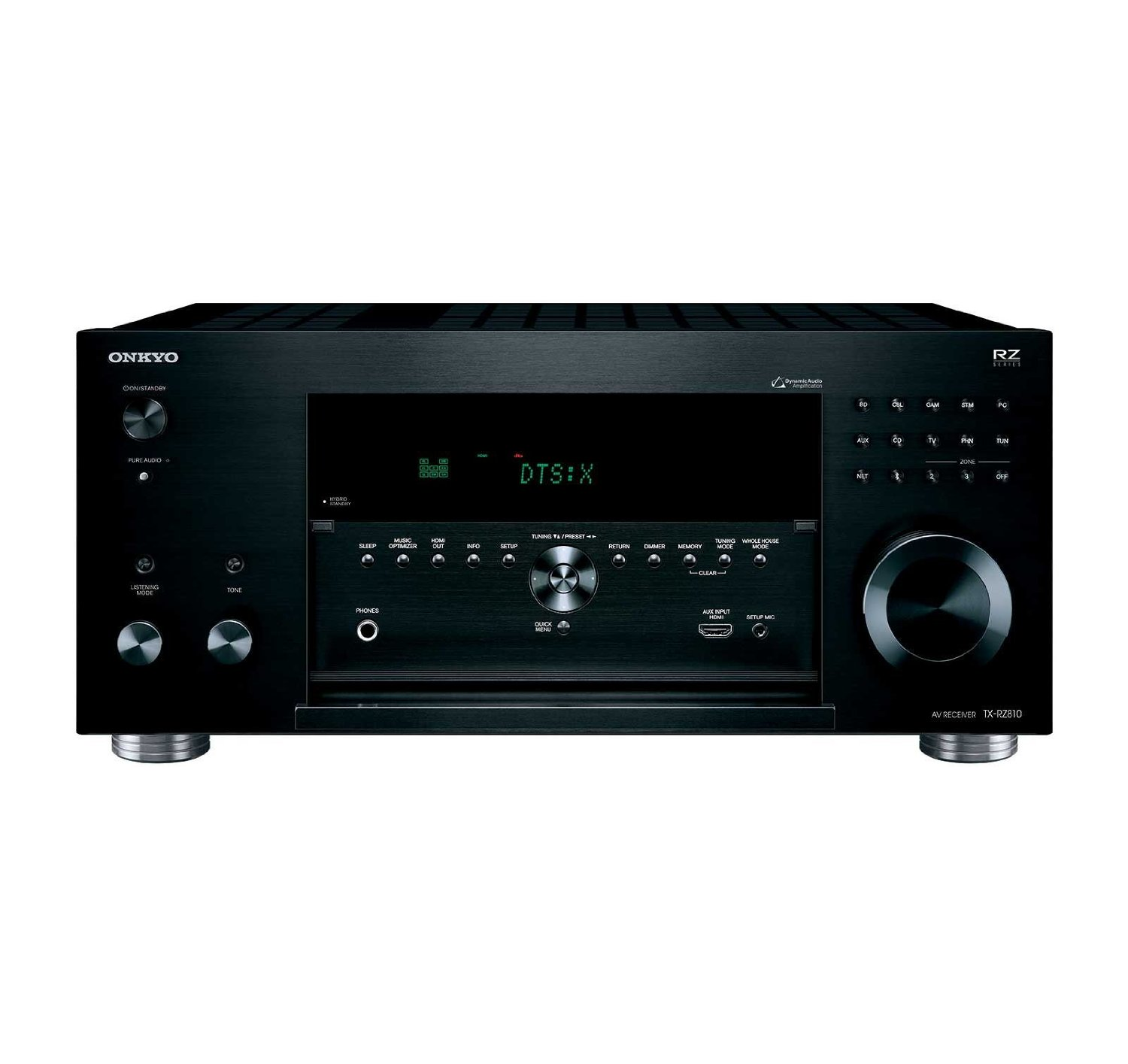 Onkyo TX-RZ810 7.2 Channel Network A/V Receiver