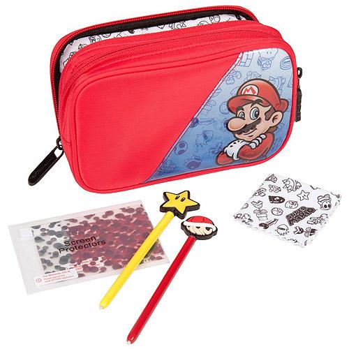 Power A DS Super Mario Starter Kit - Mario (DSi / DS/ 3DS / 3DS XL)