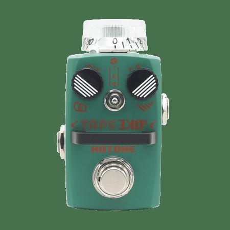 Hotone TAPE EKO Modeling Tape Delay Guitar Effect Pedal