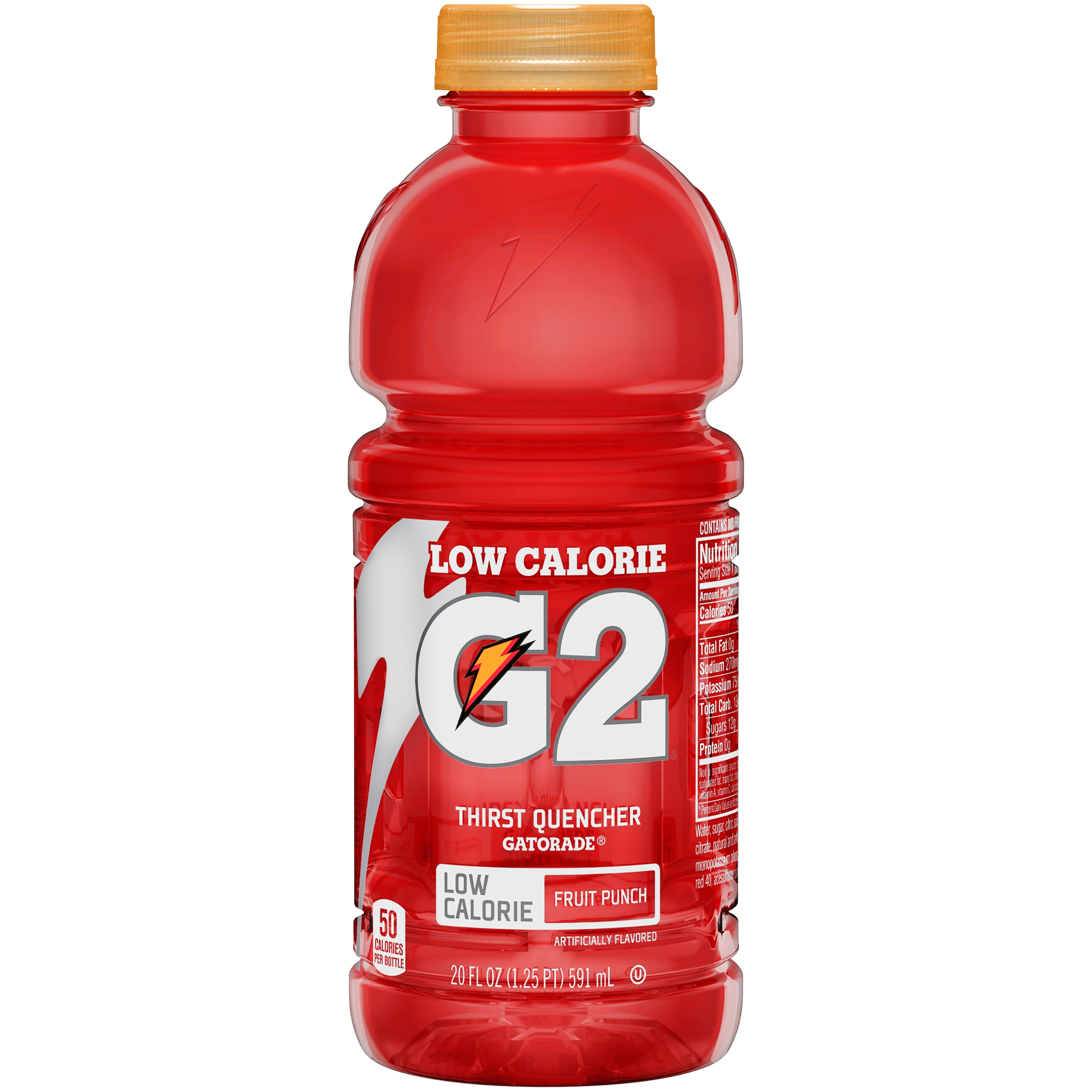 Gatorade G Fruit Punch Sports Drink Mix   Oz