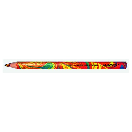 Chartpak Pencil - CHARTPAK, INC. FA3405BC MAGIC FX WILD PENCIL BLISTER CARD