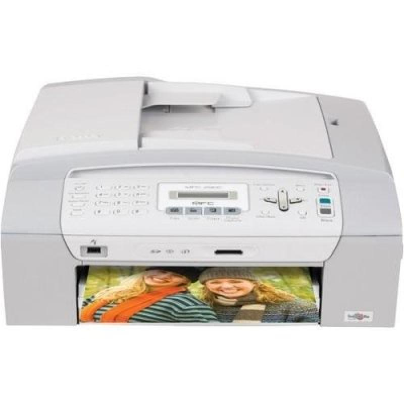 Brother MFC-290C Color Inkjet Multifunction Center by Brother