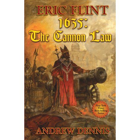 1635: The Cannon Law - eBook