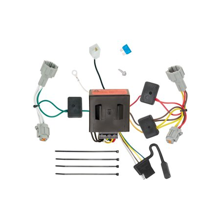 Enjoyable Tekonsha 118547 Trailer Wiring Connector T One 4 Way Flat Wiring 101 Relewellnesstrialsorg