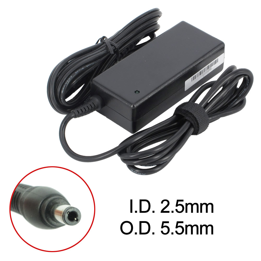 BattPit: New Replacement Laptop AC Adapter/Power Supply/Charger for Toshiba Satellite L355-S7905, 0A001-00070000, ADP-75SB BB, PA-1750-29, PA3468E-1ACA, PA3468U (19V 3.95A 75W)