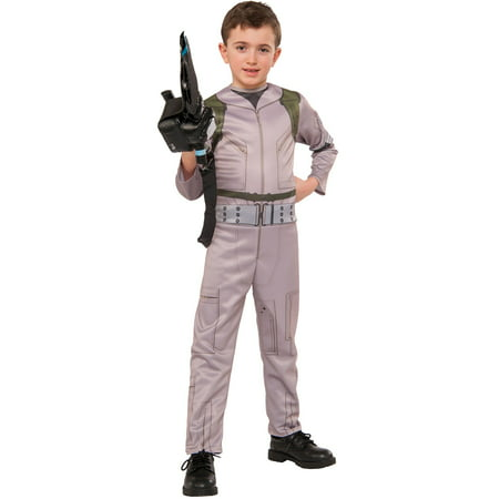Ghostbusters Boys Costume - Kids Ghostbusters Halloween Costume