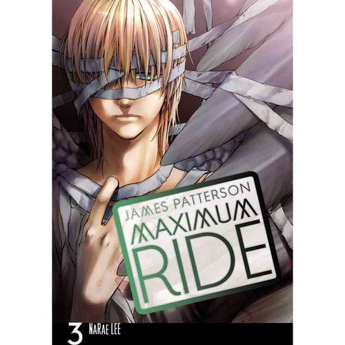 Maximum Ride 3: The Manga