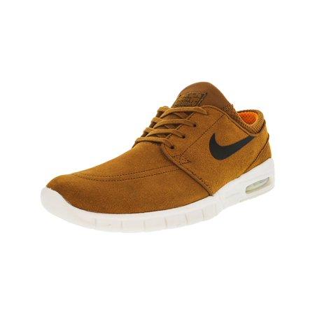 641ecbeeb73 Nike - Nike Men s Stefan Janoski Max L Hazelnut   Black-Ivory-Clay ...