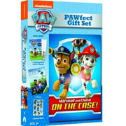 PAW Patrol: Marshall And Chase On The Case (DVD + Paw Patrol Activity Pack) (Walmart Exclusive) (Widescreen, WALMART... by
