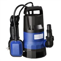 Yescom 1HP 3432GPH 750W Submersible Dirty Clean Water Pump
