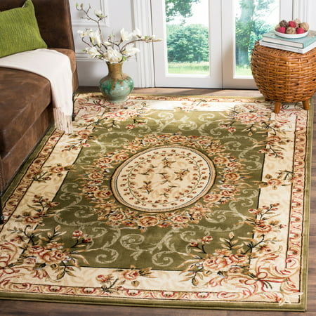 Safavieh Lyndhurst Regina Traditional Area Rug or Runner (Regina Barcelona)
