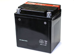 Replacement for SKI-DOO ELITE 300CC SNOWMOBILE BATTERY FOR YEAR 2006 MODEL by