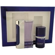 Paco Rabanne Ultraviolet Man for Men Fragrance Gift Set, 2 pc