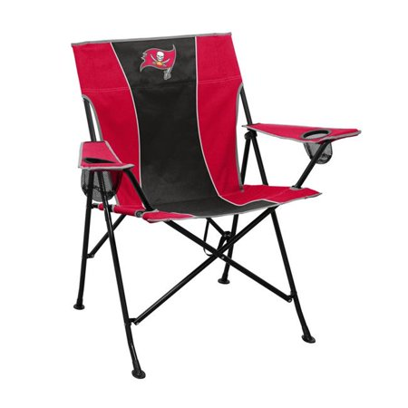Logo Brands 630-10P Tampa Bay Buccaneers Pregame Chair - image 1 de 1