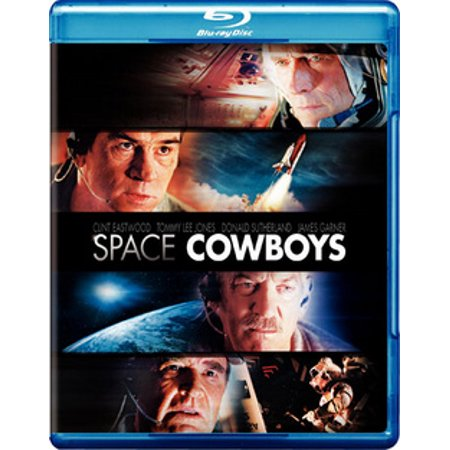 - Space Cowboys (Blu-ray)