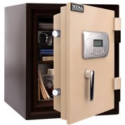 Mesa Safe 1.3 cu ft Steel Fire Safe with Electronic Lock, MF53E