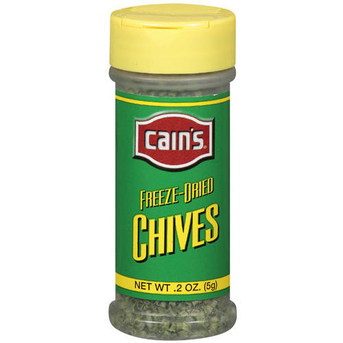 Cains Freeze-Dried Chives, .2 oz