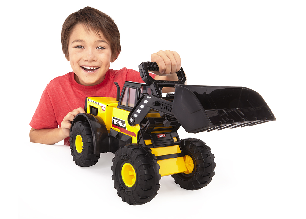 Funrise Toy Tonka Steel Front.