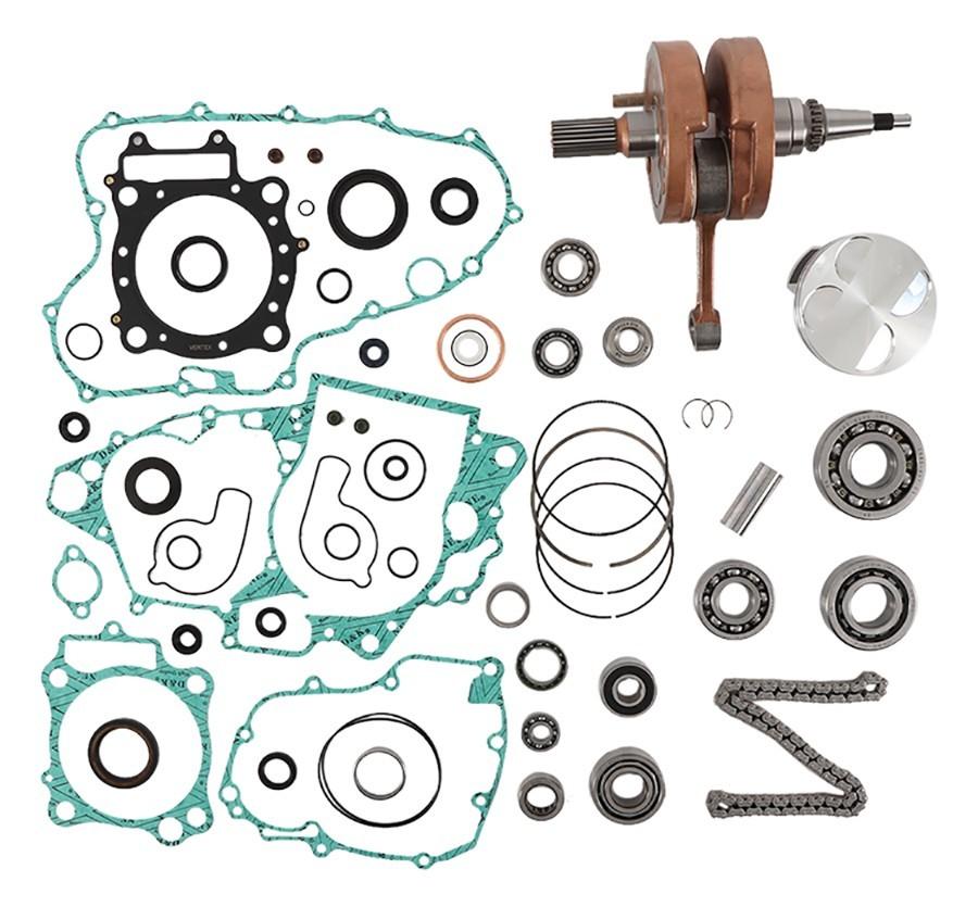 New Wrench Rabbit WR Engine Bottom End Kit for Honda WR101-098