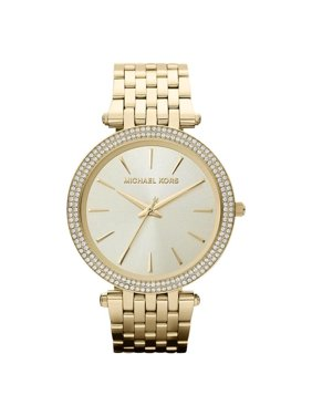 7eb6f1607c6b Product Image Michael Kors MK3191 Women s Darci Pavé Gold-Tone Watch