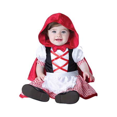 Infant Little Red Riding Hood Costume by Incharacter Costumes LLC 16058](Costume Little Red Riding Hood)