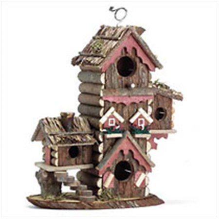 Zingz & Thingz 57070135 Gingerbread Style (Gingerbread Style Birdhouse)