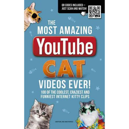 The Most Amazing Youtube Cat Videos Ever    120 Of The Coolest  Craziest And Funniest Internet Kitty Clips