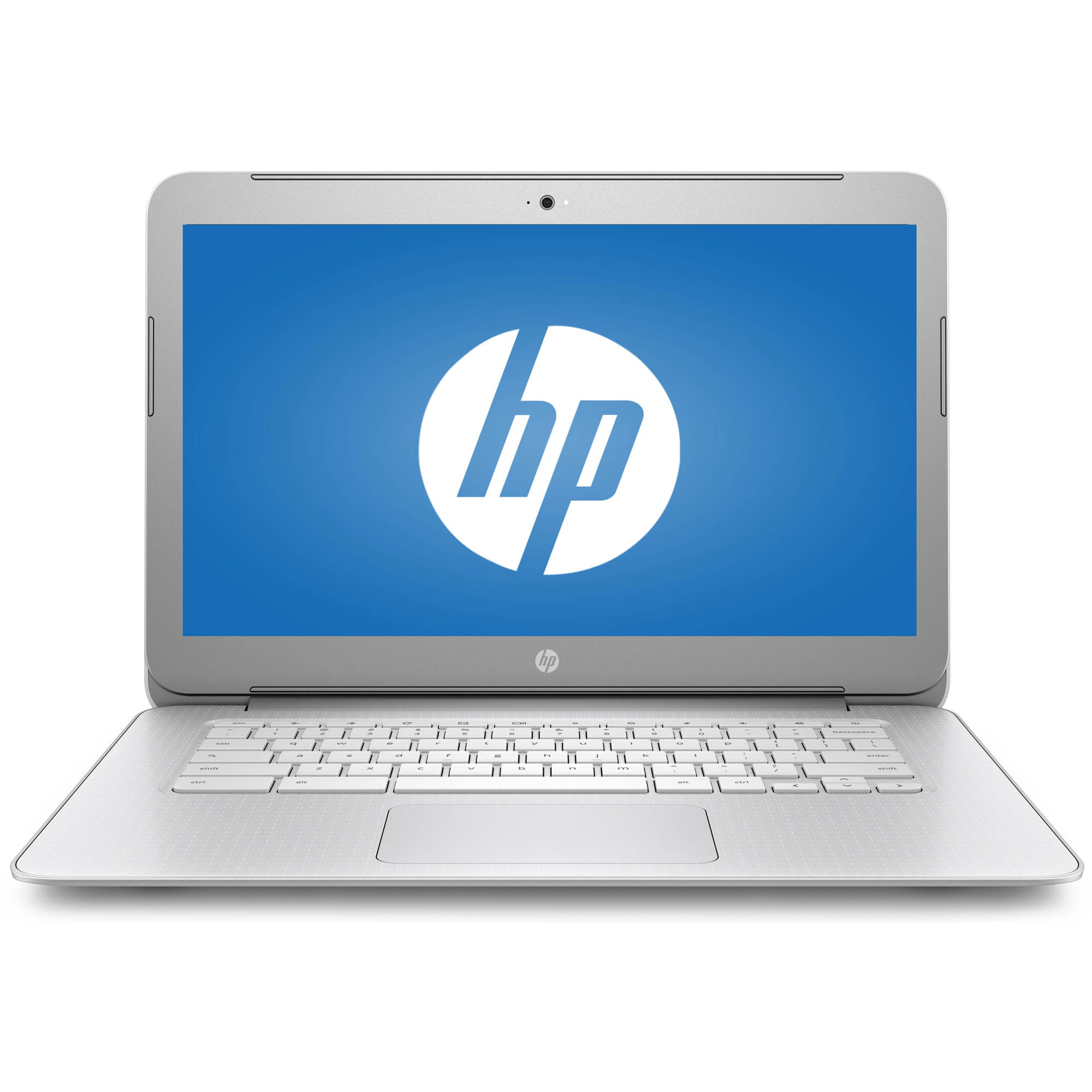 "HP 14-ak040wm 14"" Chromebook, Chrome, Full HD IPS Display, Intel Celeron N2940 Processor, 4GB RAM, 16GB... by HP"