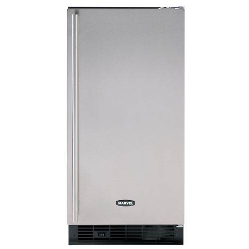 Marvel MA15CLS1L 15 ADA Compliant Clear Ice Maker in Stai...