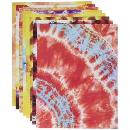Tie Dye Paper (Tie Dye Paper, Weight - 0.1003 By)