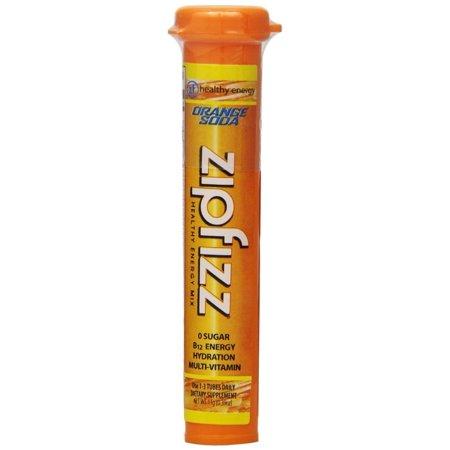 Healthy Energy Drink Mix, Orange Soda, 30-count By Zipfizz](Healthy Halloween Drinks)