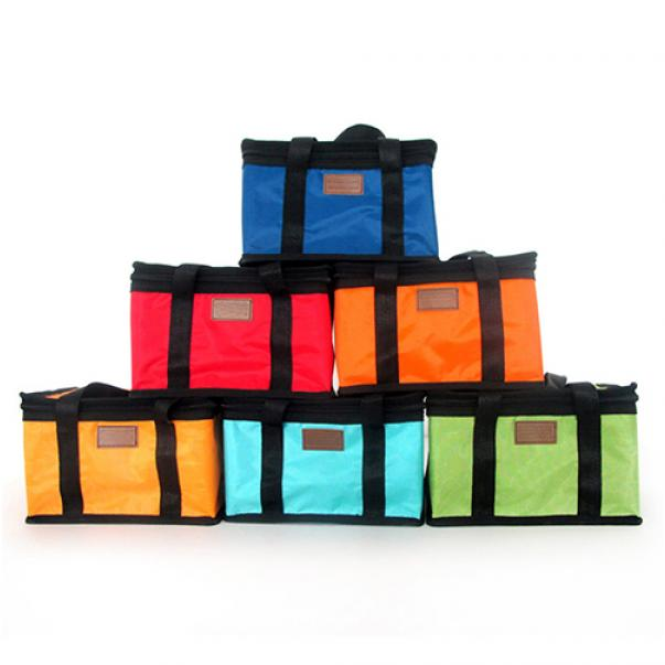 Portable Large Insulated Thermal Cooler Picnic Lunch Box Carry Tote Storage Bag