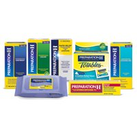 Preparation H Collection