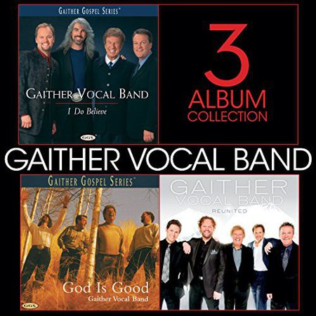 Gaither Vocal Band Signature Sound (Gather Vocal Band - 3 Album Collection)