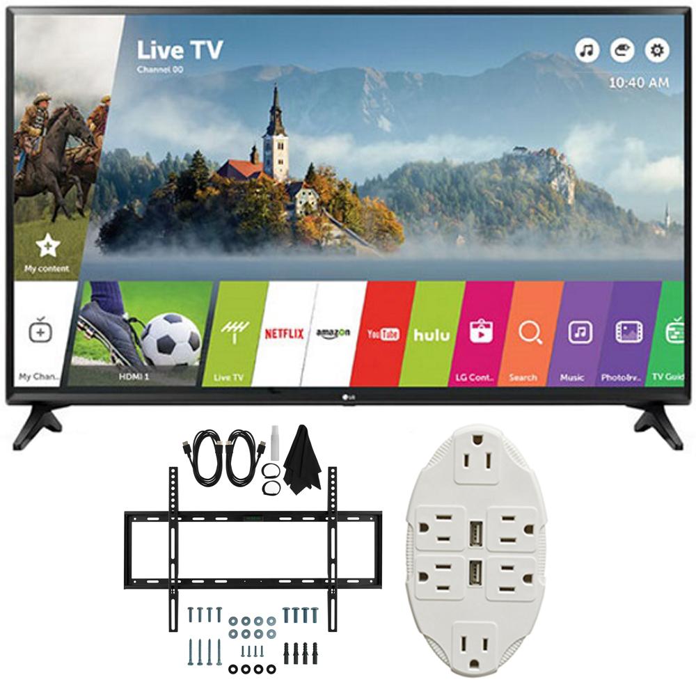 Lg 49 Quot Class Full Hd 1080p Smart Led Tv 2017 Model