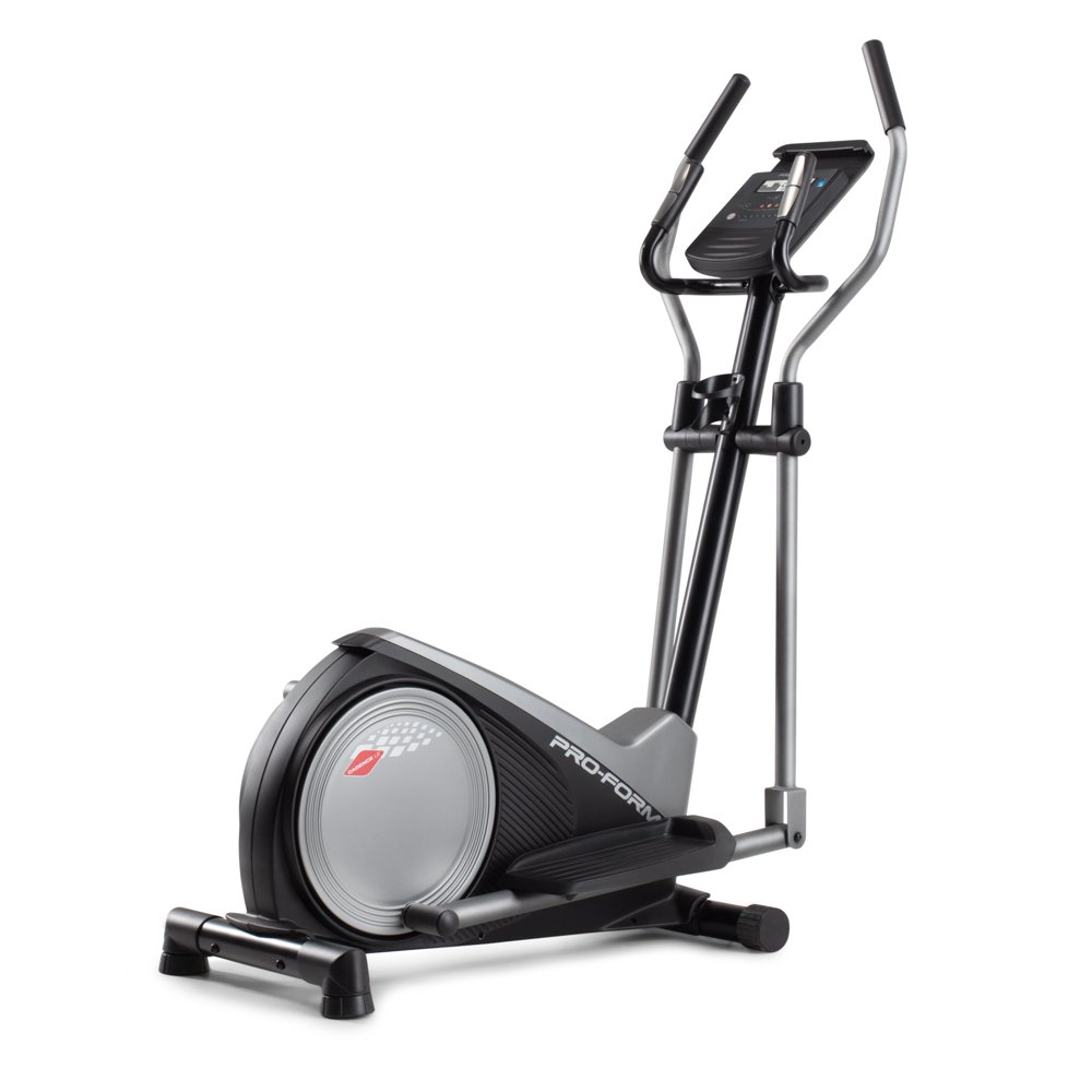 """ProForm Cadence LE Rear-Drive Elliptical with 14"""" Stride, iFit Bluetooth Enabled"""